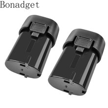 Bonadget Li-ion 7.2V 2500mAh wymienna bateria do Makita BL7010 bateria 194355-4 194356-2 TD020DS elektronarzędzia bateria