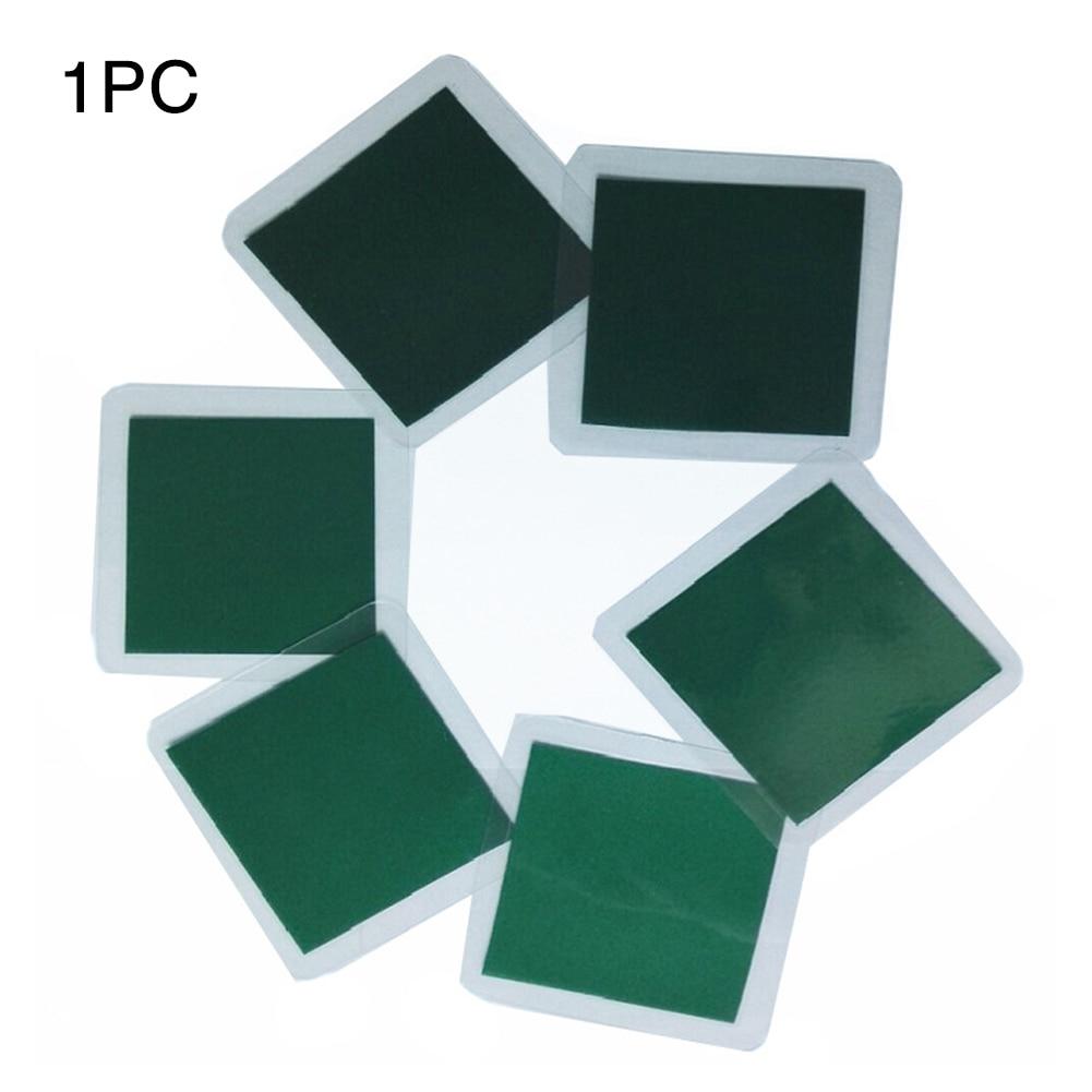 Mini herramienta de visor de campo magnético portátil de película de detección de observación de tarjeta de visualización de patrón reutilizable Durable profesional 50x50mm