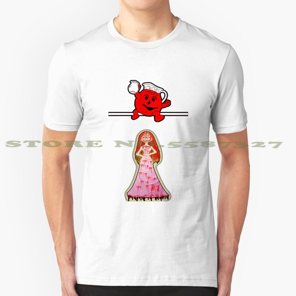 YouRe So Kool , Carrie Cool Design Trendy T-Shirt Tee Horror Stephen King Carrie Kool Aid Man