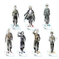 20pcs anime tokyo revengers character figure stand model plate acrylic figure model props gift wholesale