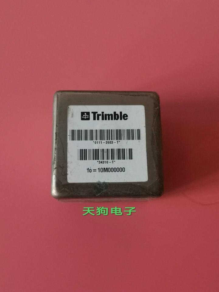 OCXO 34310-T 10MHZ 12V Sine Wave temperatura constante cristal oscilador desmontaje piezas