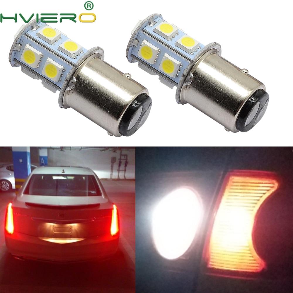 1156 BA15S 1157 BAY15D 13Led 5050 Auto Led Blinker Licht Brems Schwanz Hinten Reverse Lampen Backup Lampe DC 12V Reverse Lichter LED