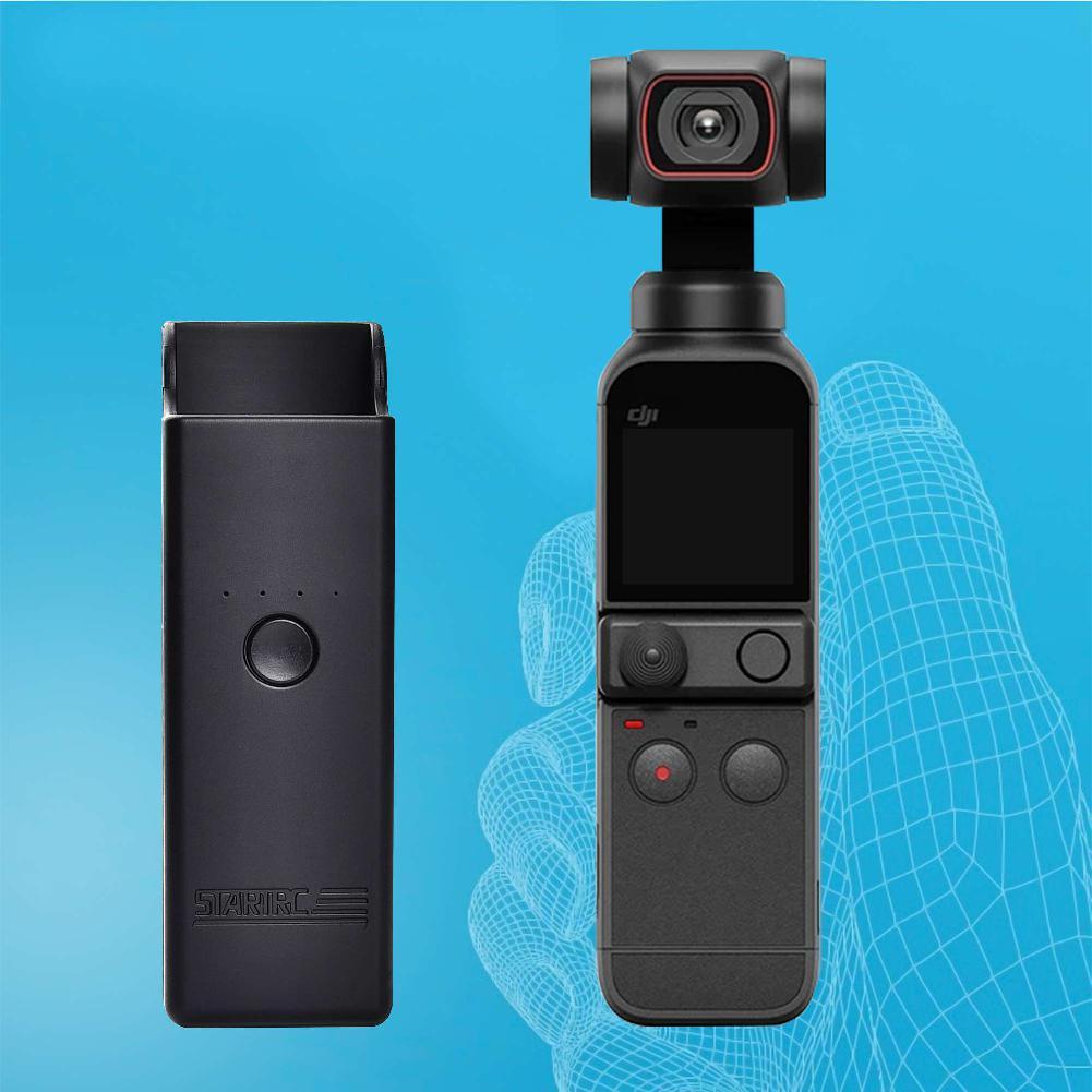 Портативное зарядное устройство для Dji Osmo Pocket 2, портативное зарядное устройство для спортивной экшн-камеры, зарядная ручка, Мобильный Внешн...