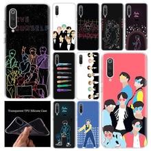 Aimez-vous garçons Kpop housse de téléphone pour Xiaomi Redmi Note 9S 8T 9 8 7 6 6A 7A 8A 9A 4X K20 K30 S2 Pro personnaliser Coque souple