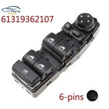 New Power Fenster Schalter 61319362107 Für BMW X1 F48 F49 18i 20i 28i 16d 18d 20d 18Li 20Li auto zubehör