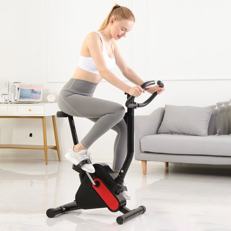 Selfree Indoor Cycling Trainer Weight Loss Fitness Workout Machine Bike Stationary Bicycle Fitness Equipment Exercise Bike