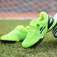 high quality childrens football shoes outdoor non slip football shoes ultralight football cleats football sneakers
