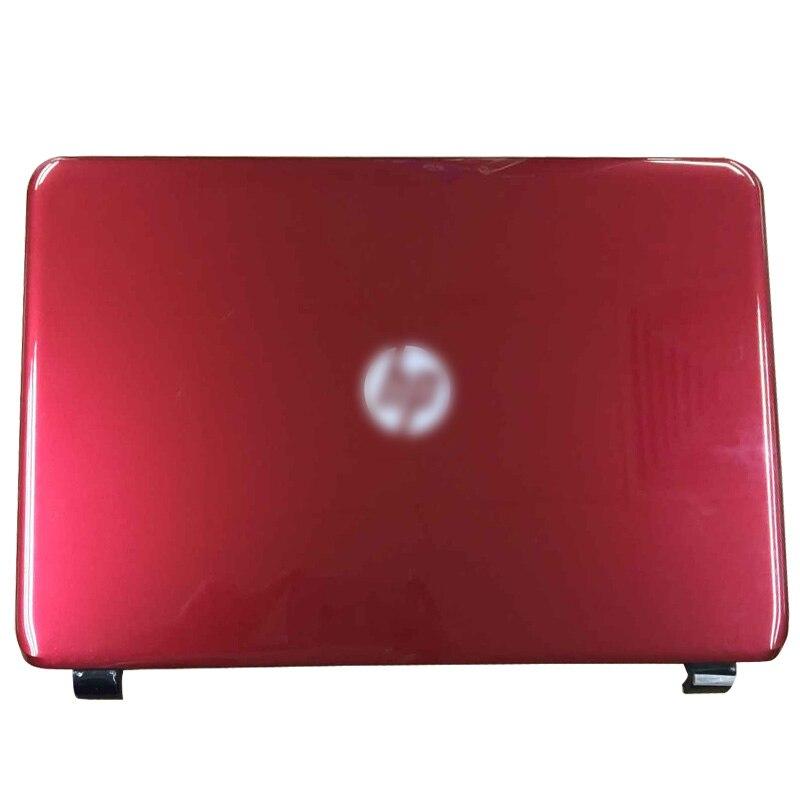 Для ноутбука HP 15-G 15-R 15-T 15-H 15-Z 250 G3 255 G3 задняя крышка/Передняя панель/петли красного цвета