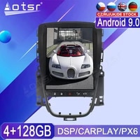 128gb android tape radio recorder for buick hideo 2009 2010 2011 2014 car multimedia player stereo head unit px6 tesla gps navi