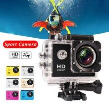 Caméra de Sport HD 1080P   Mini caméscope sous-marin dextérieur DVR, Deportiva Camara Acuatica Micro Surveillance vidéo caméra Photo