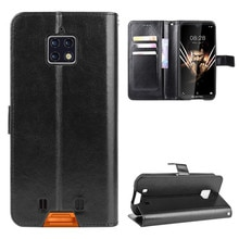 For Oukitel WP6 Case Luxury Flip PU Leather Wallet Lanyard Stand Shockproof Case For Oukitel WP5 WP