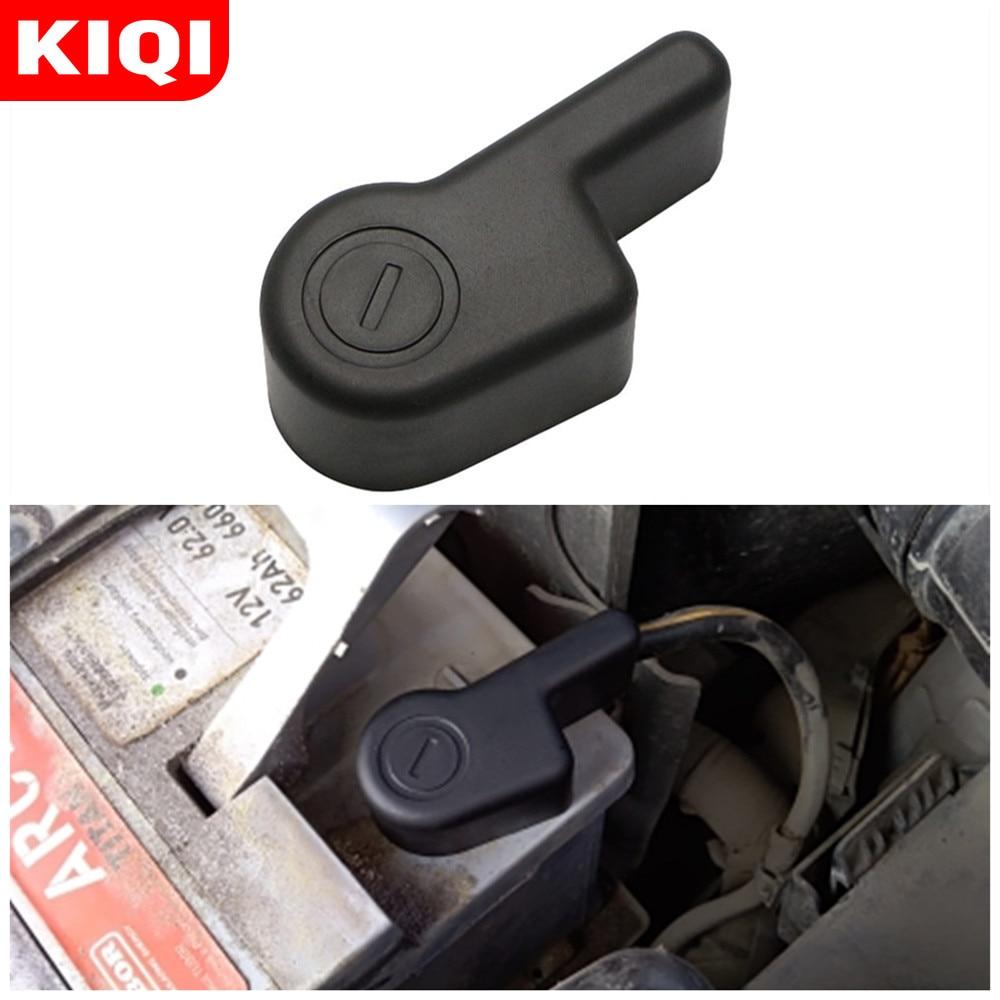 Cubierta de Terminal de poste de electrodo negativo de ánodo de batería para Suzuki ecuator Infiniti QX56 QX4 Nissan Terrano Mazda BT-50 refinar M3
