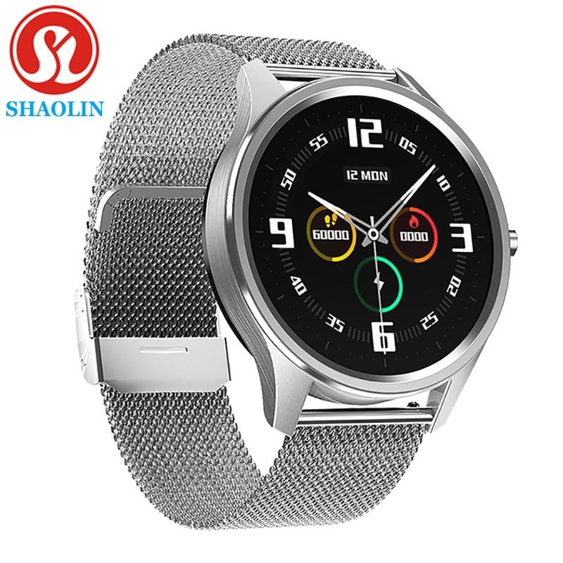 Smart Watch Bluetooth Calls Smartwatch Men Women Waterproof Heart Rate Blood Pressure