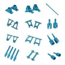 1/10 kits de mise à niveau en alliage daluminium RC pour Tamiya TT-01 TT01E TT01D