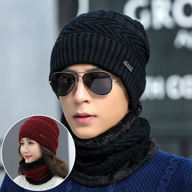 Зимние шапки, шапки, шапка, зимние шапки для мужчин и женщин, шерстяной шарф, шапки, Балаклава, маска, шапка, шапка, вязаная шапка