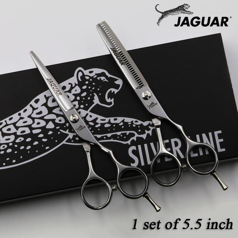 "Купить с кэшбэком 5""/5.5""/6""/6.5"" hair scissors Professional Hairdressing scissors set Cutting+Thinning Barber shears High quality"