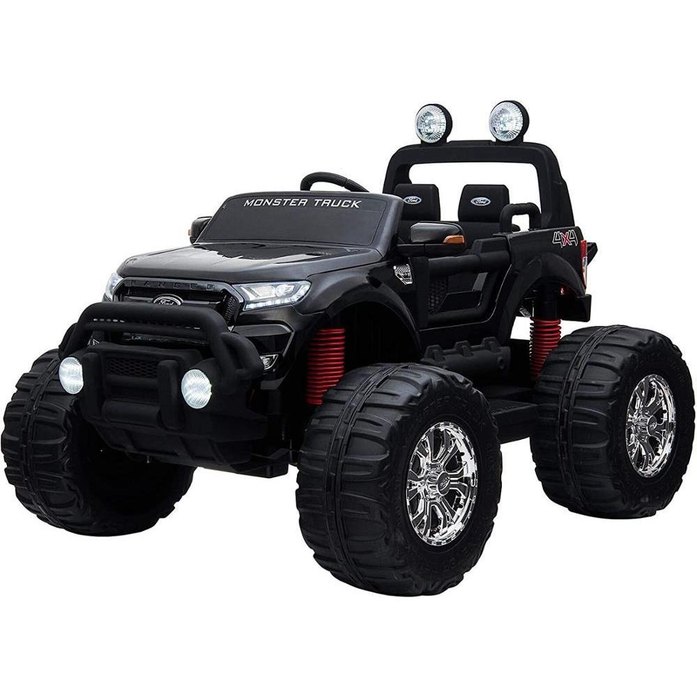 Injusa-ford ranger monster truck 12v, cor preta