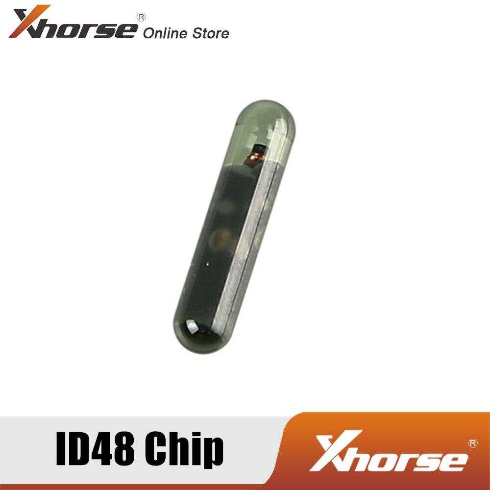 Chip ID48 para copiadora transpondedor XHORSE VVDI2 48
