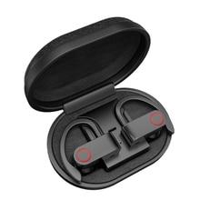 Heaton A9 sans fil Bluetooth écouteur TWS avec boîte de charge Bluetooth casque V5.0 True stéréo écouteurs anti-transpiration avec micro