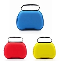 portable case holder for ps5 controller storage bag for sony playstation 5 accessories gamepad handbags