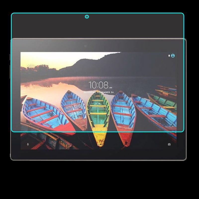 Vidrio templado para Lenovo Tab 3 10, TB3-X70F de negocios TB3-X70N X70F X70N X70L Plus X103F TB-X103F X103, Protector de pantalla para tableta