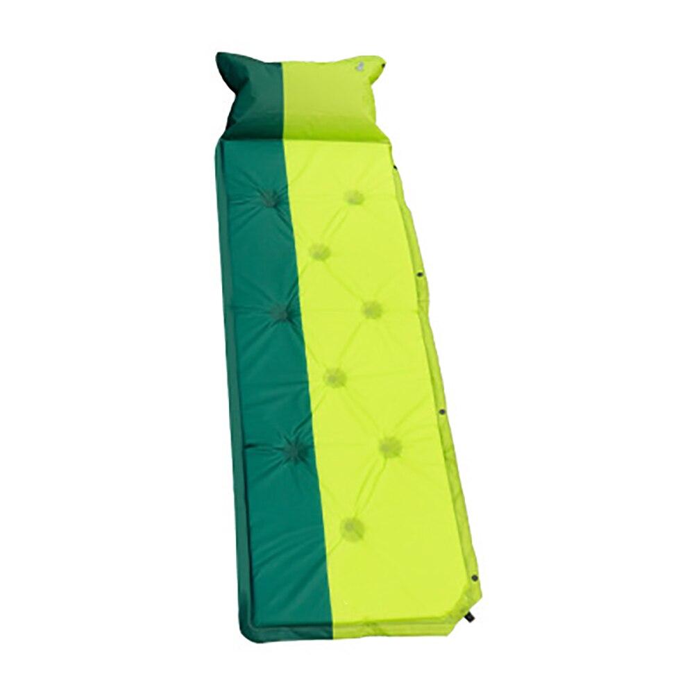 Ultraleve Ao Ar Livre Inflável Almofada Almofada de Dormir Piquenique Esteira de Acampamento Almofada De Ar Compacto para Camping Caminhadas Viagens