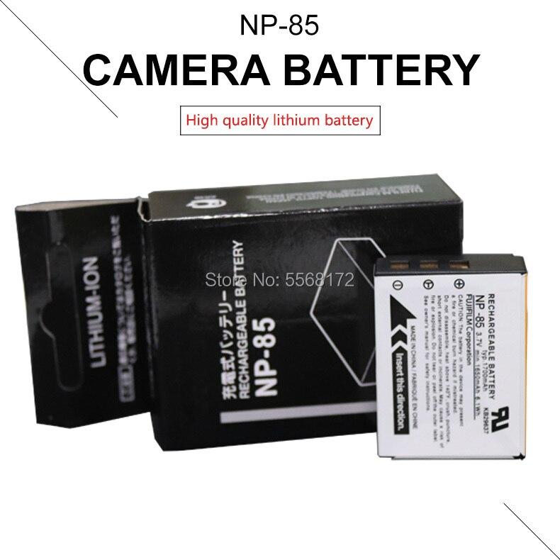 1700mAh NP-85 NP 85 NP85 FNP-85 FNP85 FNP 85 batería para cámara Digital para FUJIFILM NP170 SL240 SL245 SL300 SL305 CB170