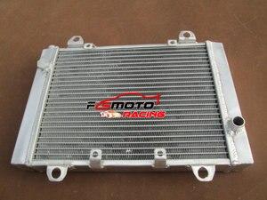 Aluminum Radiator For Kawasaki 4x4 KVF650 Brute Force 650 2005-2010 / KVF700 Prairie 700 2004-2006 05 04