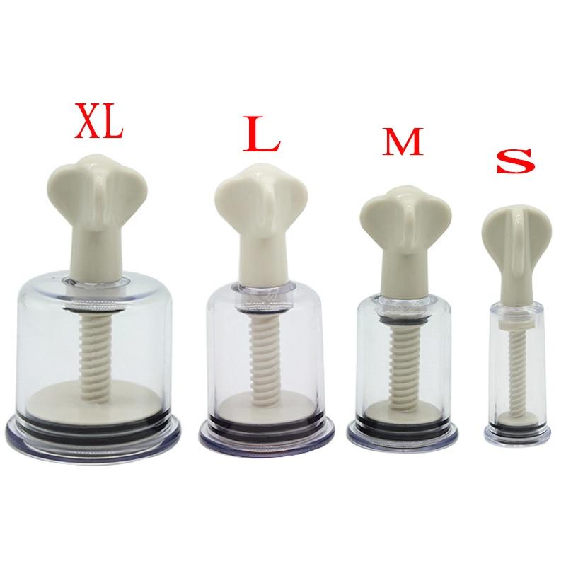 1 шт. присоска для груди и клитора 4 размера|Игры взрослых| |