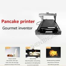 BS-3DY01 Food Printer 3D Pancake Printer Commercial Creative 3D Food Printing Pancake Machine Food Processing Machine