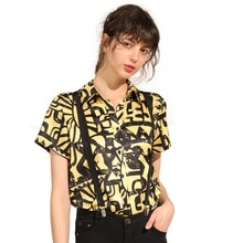 Ragazze donne Stranger Things 3 (cosplay Costume EL Cosplay Shirt Halloween Carnival Party Props