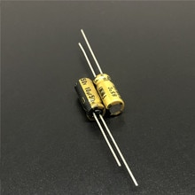 10 pièces 10uF 50V NICHICON FW série 5x11mm 50V10uF HiFi condensateur Audio