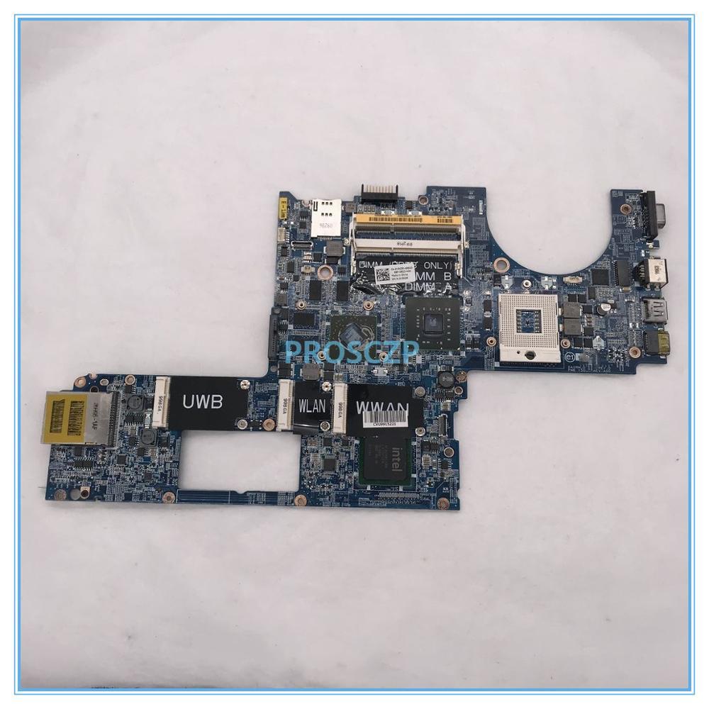 Alta qualidade para xps 1640 CN-0Y503R c0y503r portátil placa-mãe pavilhão da0rm3mbad0 pwb y505r 100% funcionando bem