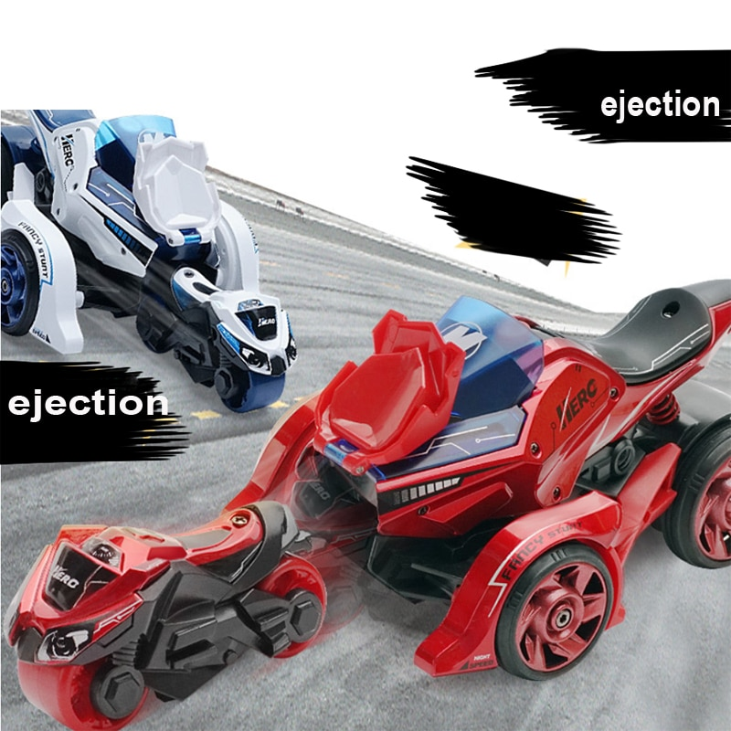 Alloy Car Catapult Two-In-One Motorcycle Second-Generation Chariot And Chariot Cool Children'S Toy enlarge