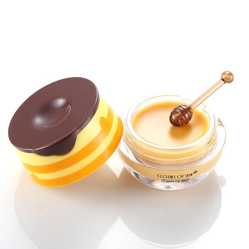 Korea Lip Sleeping Mask Night Sleep Maintenance Moistened Lip Balm Lips Bleaching Cream Nourish Protect Lips Care