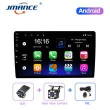 JMANCE 9001 Android 8.1 Universal Car Multimedia Player Car Autoradio Bluetooth Touch Screen Radio Stereo