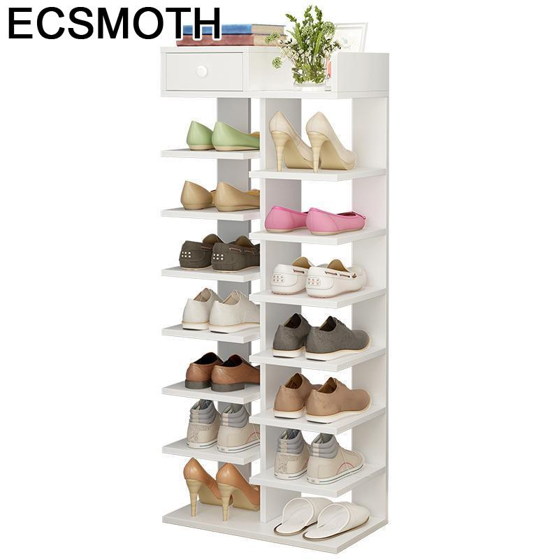 Schoenenkast Mobili Per La Casa Armario Rangement Chaussure Szafka Na Buty Kast Sapateira Mueble Furniture Rack Shoes Cabinet недорого