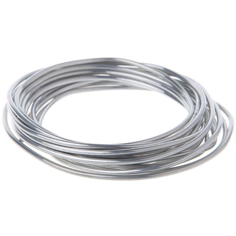 2mm * 3 meter Kupfer aluminium entkernt draht Niedrigen Temperatur Aluminium Schweißen Stange