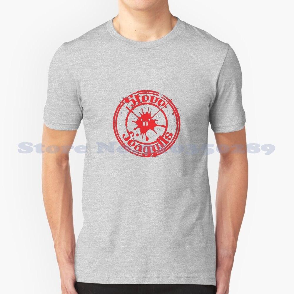 Steve N mewy fajny projekt modny T-Shirt Tee Steve N mewy Jyväskylä finlandia Bluegrass twardy Remmel Herman Hiltunen Pukki