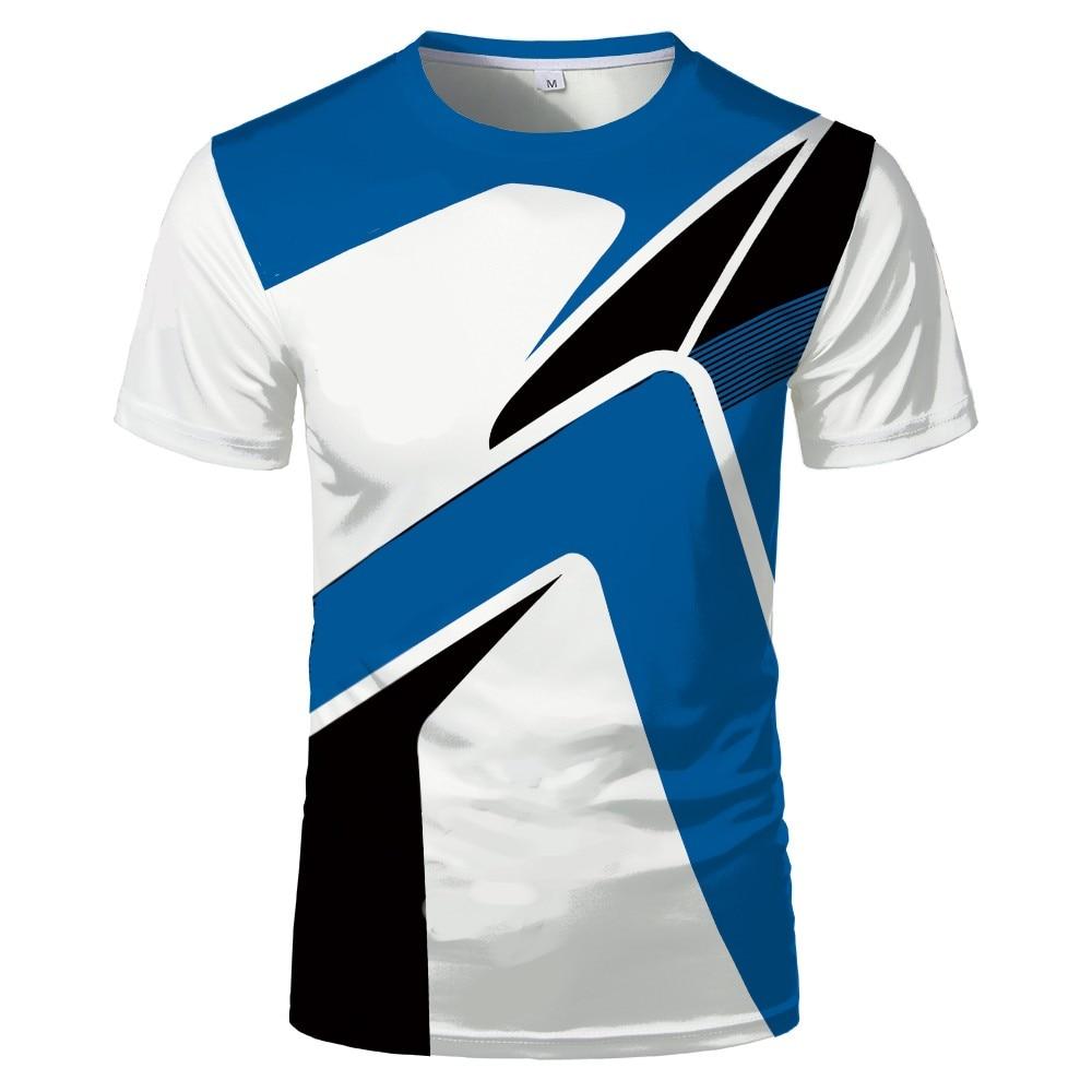 2021 sportswear summer T-shirt men's cycling T-shirt cycling shirt rally short-sleeved quick-drying top