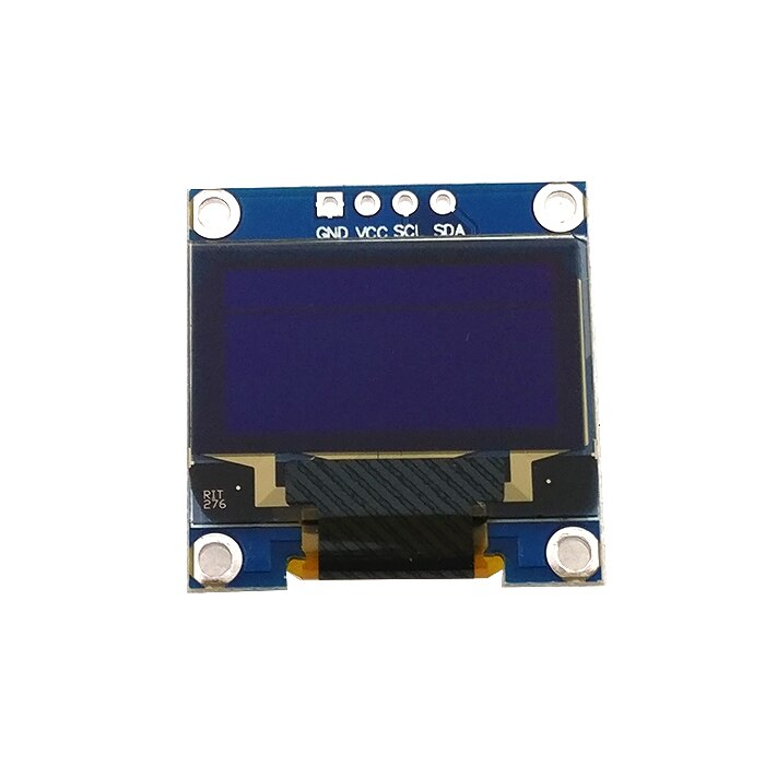blue white oled lcd display 0 91 inch 128x32 iic i2c serial diy module ssd1306 driver ic 0 91 12832 ssd1306 for arduino pic 0.96 inch IIC Serial Blue OLED Display Module 128X64 I2C SSD1306 12864 LCD Screen Board  0.96 for Arduino