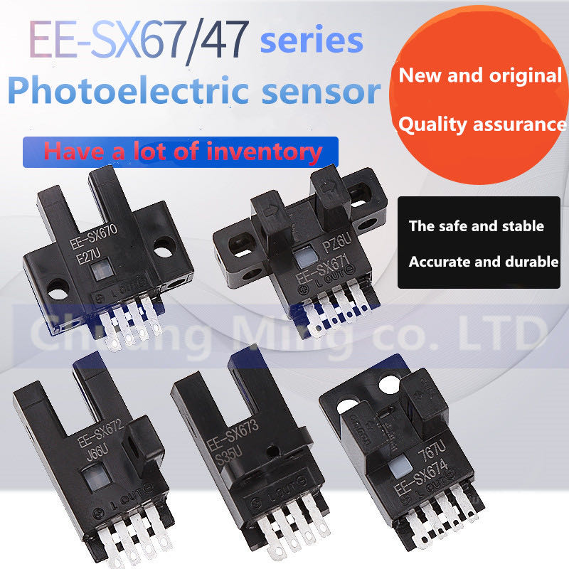 ardo epr 00 ee an 10Pcs EE-SX670 EE-SX671 EE-SX672 EE-SX673 EE-SX674 EE-SX670A - SX674A EE-SX671R EE-SX674P New Photoelectric Switch Sensors