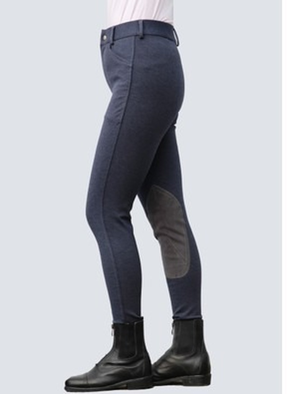 Equestrian Breeches Stretch Breeches Wearable Breathable Riding Pants High Waist Elastic Trousers Horse Riding Noble Pants