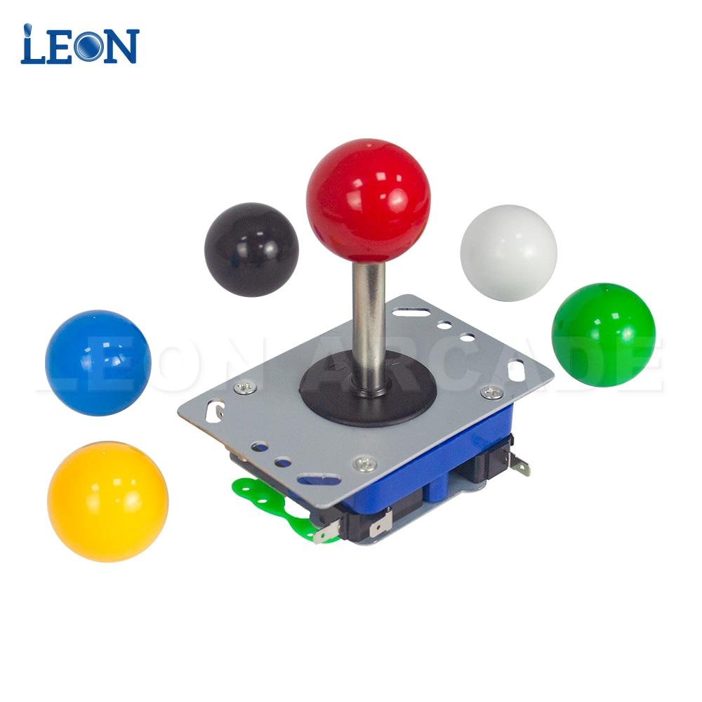 6 Pcs  Zippy Panel Arcade Joystick Emp Jammer Pandora Games 3d Plus Cabinet Arcade Power Supply Neo Geo Controller