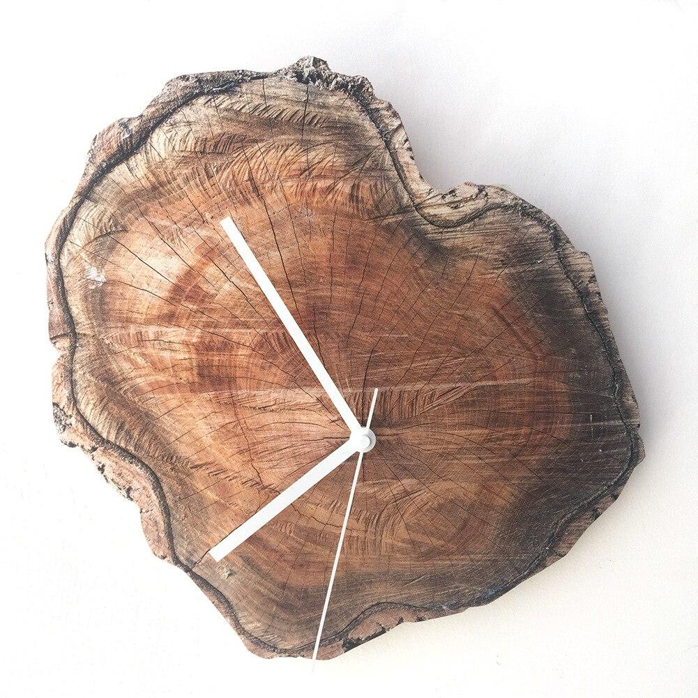 Креативные деревянные настенные часы в скандинавском стиле современный дизайн домашний декор ретро 3D цифровые настенные часы домашний художественный Декор