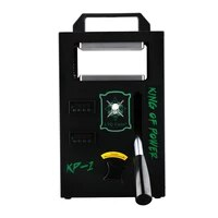 new product ddvapor rosin dab press machine kp 1 rosin dual heating press machine