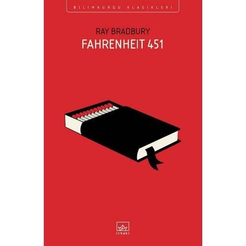 Фото - Fahrenheit 451 - Ray Bradbury science fiction literature turkish books bradbury ray from the dust returned