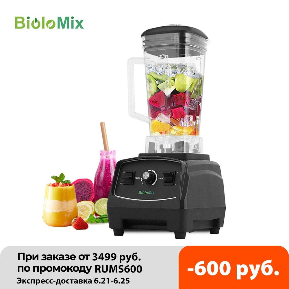 Высокопроизводительный промышленный кухонный комбайн 3HP 2200 Вт с функциями сверхмощный блендер, соковыжималка, приготовление ледяных смузи, блендер для фруктов, не содержит БФА Блендеры      АлиЭкспресс