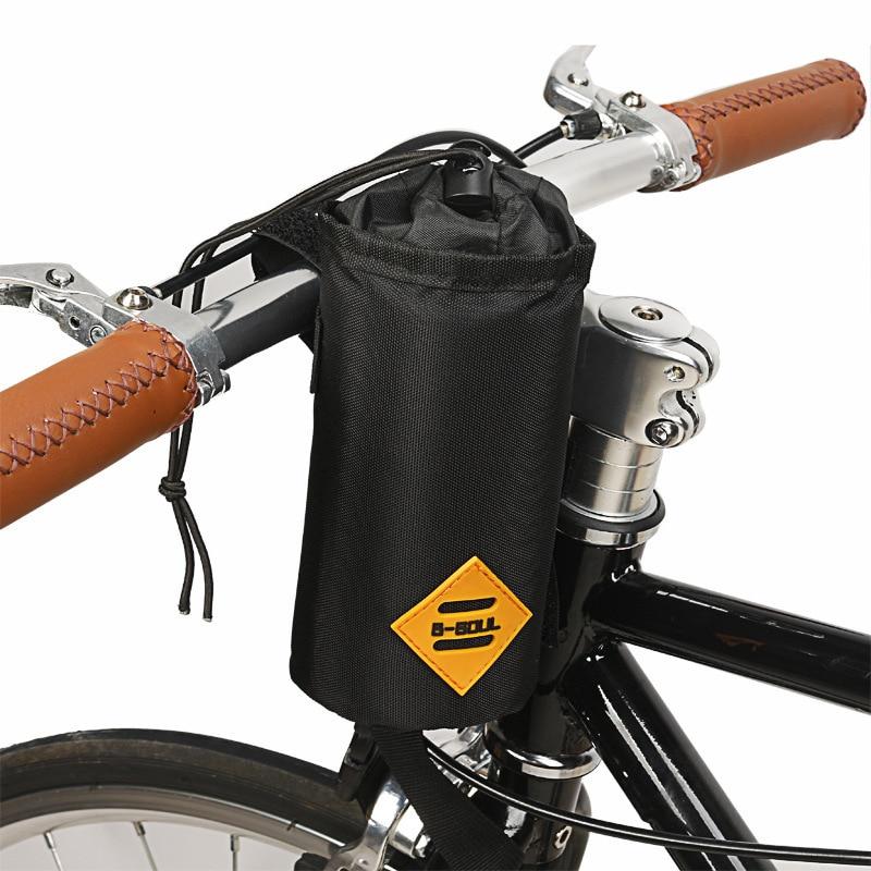 Saco de bicicleta quadro frente superior tubo isolamento ciclismo saco guiador chaleira saco mtb acessórios da bicicleta equipamento ciclismo