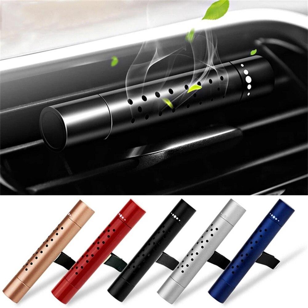 Новые металлические автомобильные товары, освежитель воздуха, освежитель воздуха для интерьера, освежитель воздуха для автомобильных аксе...